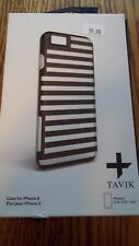 Tavik Hollow Striped Protective Case for iPhone 6
