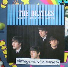 Beatles ( CAN'T BUY ME LOVE )  BRITISH IMPORT 45 w/ PIC NM/NM  LENNON/McCARTNEY