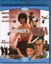 Shogun's Ninja , Ninja Secret Scroll , uncut , Sonny Chiba , Blu_Ray , new
