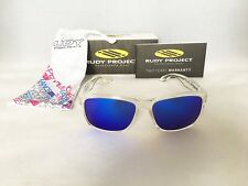 7f38d4db45d Rudy Project SPINHAWK Crystal Gloss Multi LS Blue Sp313996