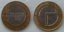 Eslovenia/Slovenia 500 tolarjev 2003 p50 unz.