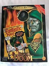 "Toy Biz Famous Covers (Fantastic Four) 8"" DOCTOR DOOM (1998)"