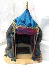 "Roman Fontanini Nativity Village King Balthazar's Tent For 5"" Figures"