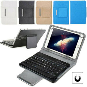 Leather Tablet Case Cover+ Keyboard For Samsung Galaxy Tab A7 10.4 2020 T500/505