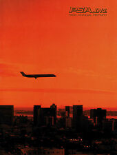 PSA Pacific Southwest Airlines Annual Report 1982 =