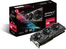 Asus Radeon RX580 Graphic Card Strix Gaming 8GB GDDR5 VGA PCIE16