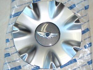 "18"" Center Wheel Cap Wing Logo For 2008-2013 Hyundai Genesis V8 5.0 14 Spoke"