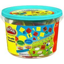 Play-Doh 16-Piece Mini-Bucket - Fun With Numbers - Brand new in original box