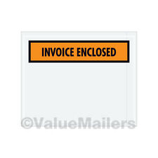 1000 4.5x5.5 (Invoice Enclosed front / Invoice Enclosed Packing List Envelopes