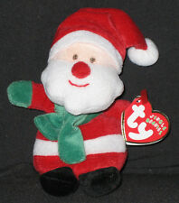 TY KRINGLES the JOLLY ELF JINGLE BEANIE BABY - MINT with MINT TAGS