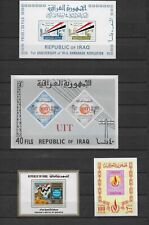 IRAQ mini-sheet ** MNH