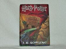 Harry Potter and The Chamber of Secrets,1st American Edition D/J, w/TYPO ERRORS
