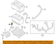 HYUNDAI OEM 07-12 Elantra Battery-Hold Down Bracket Clamp Tie Bolt 1129008306B