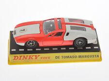 Dinky Toys 187 De Tomaso-Mangusta, nuova in box