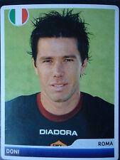 Panini 142 Doni AS Roma UEFA CL 2006/07