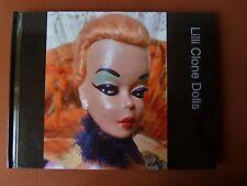 NEW Bild Lilli Hong Kong Lilli Clone Fashion Doll Book - Hardback