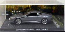 James Bond 007 - Aston Martin DBS, silbergrau - Casino Royal