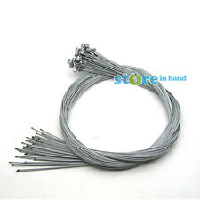 2 PCS Brake Cable Mountain Bike Inner Wire Road Cycling Line T Head 1.75m