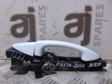 FORD FIESTA ZETEC S 1.6 2010 PASSENGER SIDE FRONT EXTERIOR DOOR HANDLE