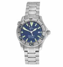 Men'S Omega Seamaster 2263.80 36 мм дата кварцевые часы из нержавеющей стали