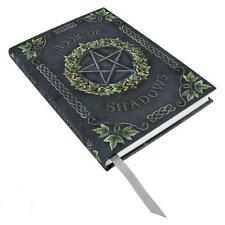 Ivy Pentagram Blank Book of Shadows, Journal, Diary!