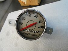 NOS Harley Hummer Speedometer 57-58 165 and 57-59 B125 NOS