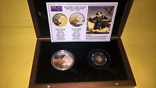 2008 NICOLAUS COPERNICUS  1 gold and 1 silver 2 coins set