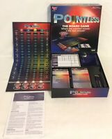 Pointless Board Game 2010 University Games *Possibly Incomplete*