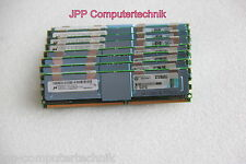 8GB 2x 4GB RAM HP PC2-5300F FB DIMM XW6600 XW8400 XW8600 397415-B21 466436-061