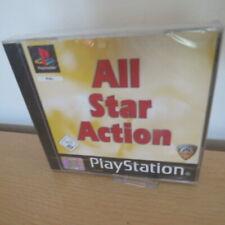 All Star Action-Sony Playstation 1-ps1 Neu Versiegelt PAL Version