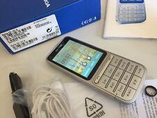 Nokia  C3-01.5 - Silber (ohne Simlock) sehr Neuwertig !!!