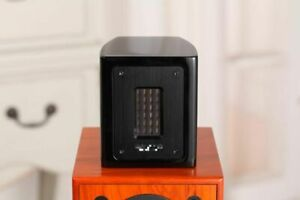 Audio Ribbon Super Tweeters Speaker HiFi Audiophile New Pair BK