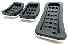 3x NEW Gen Suzuki Swift Sport 2007-11 BRAKE CLUTCH ACCELERATOR Pedal Rubber Pads