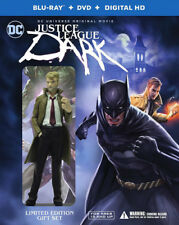 Justice League Dark [New Blu-ray] Boxed Set, Dolby, Ac-3/Dolby Digital