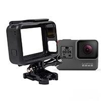 Standard Frame Mount for GoPro HERO5 HERO 5 6 Camera Case Housing Accessories