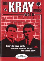 The Kray Twins Walk London Tour Guide East End Crime Criminals Gangland