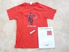 Jack White Stripes Signed Autographed Concert T Shirt PSA Certified