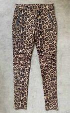 BARDOT JUNIOR -New Without Tags GIRLS Pants Leopard Print Leggings Pants - Sz 12