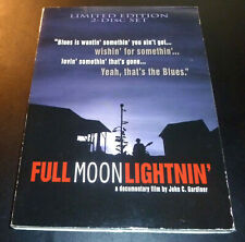 """FULL MOON LIGHTNIN'"" Floyd Lee/John C. Gardiner (2-DVD Set 2009) NTSC *SIGNED*"