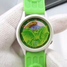 "BON-TON, Time Riders,""Dinosaurs Animated Dial,Ultra Rare, MENS WATCH,NIB,R15-55"