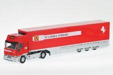 Iveco Fiat Ld Cursor Truck Ferrari 2002 F1 Car Transporter OldCars 1:43 OLD02002