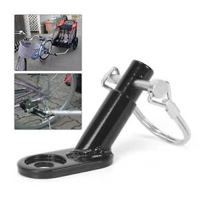 Bike Bicycle Trailer Coupler Attachment Hitch Angled Elbow For InStep Schwinn UK