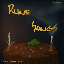 Rune Songs Volume I - Cathy McManamon Filk CD
