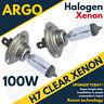 2x VW SCIROCCO H7 100w SUPER ULTRA halógena xenon alta / INFERIOR