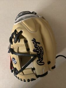 rawlings pro preferred 11.5 proS204- 2CN Beige And Blue