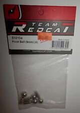 Team Redcat Pivot Bal (9mm) #510134 NIP