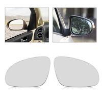 Seiten flügel Spiegel Glas Wärme W/Halter Rechts & Links für VW Golf GTI Jetta
