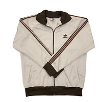 VTG 1980's adidas Track Jacket  Size XL Made In USA