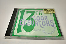 * 13th Floor Elevators - Out Of Order CD * Magnum CDTB124 * 751848302428
