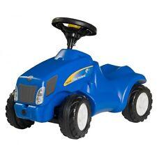 Rolly Toys New Holland Rutscher Spielauto blau